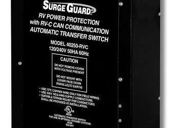 Protecting the Coach – Surge Protection