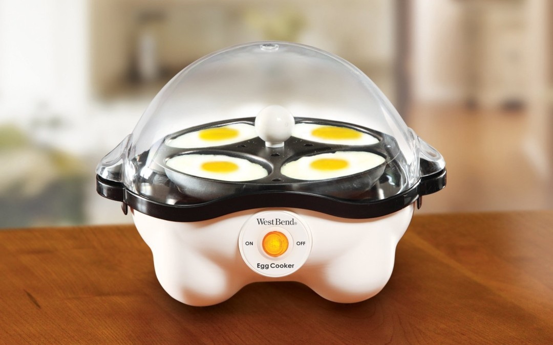Egg Cooker – Seriously