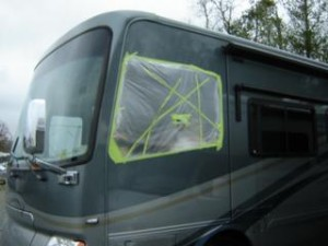 RV Fog repair
