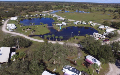 Sable Palms RV Resort – Palmdale, FL
