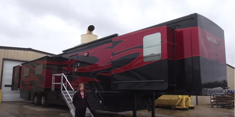 New 57 Fifthwheel Man It Is Huge MHRig