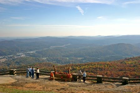 Black Rock State Mountain Park