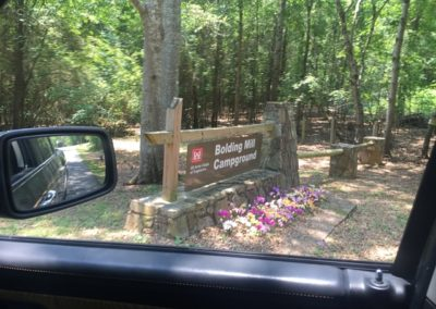 Bolding Mill Sign