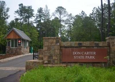Don Carter Sign