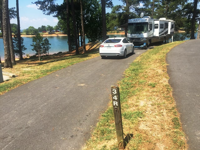 Old Federal Campground Flowery Branch, Ga - Park Review - MHRig