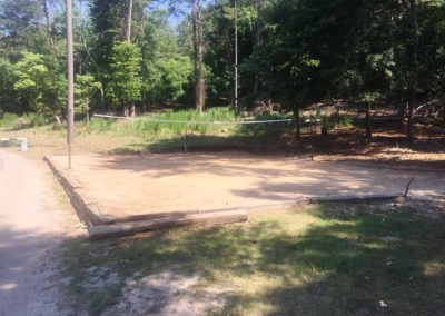 River Forks Park Volleyball Courts