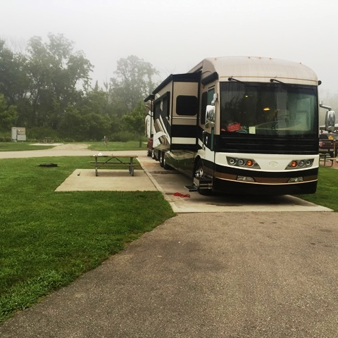 Winton Woods Campground – Cincinnati, OH Park Review